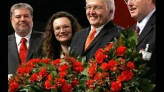 SPD-Hymne: Wann wir schreiten Seit' an Seit'
