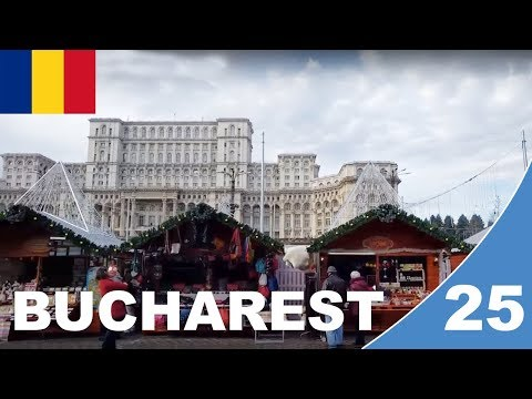Romania: Christmas markets in Bucharest