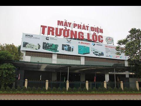 Máy Phát Điện Trường Lộc - TL POWER - May Phat Dien - Truong Loc Power