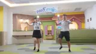 """Helio Kids - dân vũ """"Ánh trăng trẻ thơ"""" - 09/2015"""