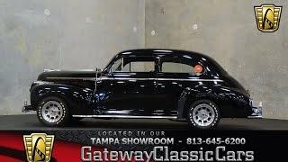 1941 Chevrolet Master Deluxe - stock#659-TPA