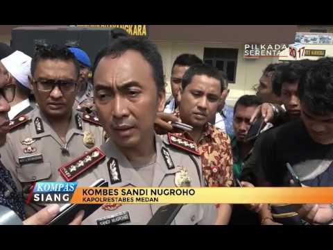 Polisi Musnahkan 25 Kg Sabu & 27 Ribu Ekstasi di Medan Mp3