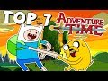 Top 7 Adventure Time Episodes
