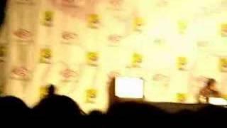 Nathan Fillion and Kristen Lehman - on Tim Minear