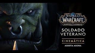 Cinemática: Soldado Veterano