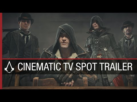 Assassin's Creed Syndicate: Cinematic TV Spot   Trailer   Ubisoft [NA]
