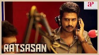Ratsasan Tamil Movie | Vishnu Vishal suspended | Vishnu Vishal finds the culprit | Amala Paul