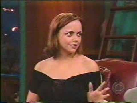 Christina Ricci - [May-2001] - interview (part 1)