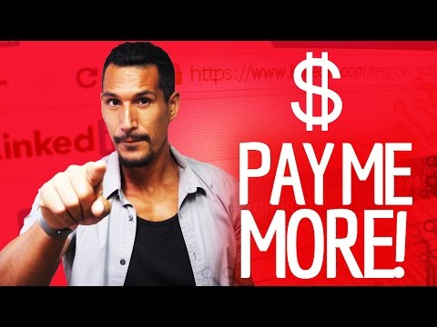 How To Convince Employers They Should Pay You More Money?