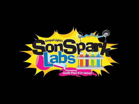 SonSpark Labs - VBS Day 1