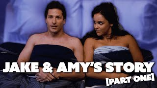 Jake and Amy's Love Story (Part One)   Brooklyn Nine-Nine   Comedy Bites