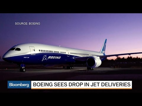 Why Boeing Is Seeing a Drop in Jet Deliveries