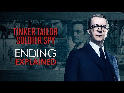 Tinker Tailor Soldier Spy: Ending Explained + The Chronological Order Of The Film