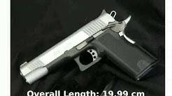 BUL M-5 Modified .45 Auto Pistol