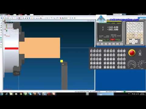 Lập trình và vận hành máy tiện CNC_Phần 2