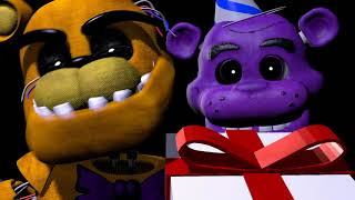 literally a short Bday video for chaos4reason and FNAF 4 #vaportrynottolaugh