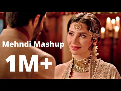 Mehndi Mashup songs 2016-17