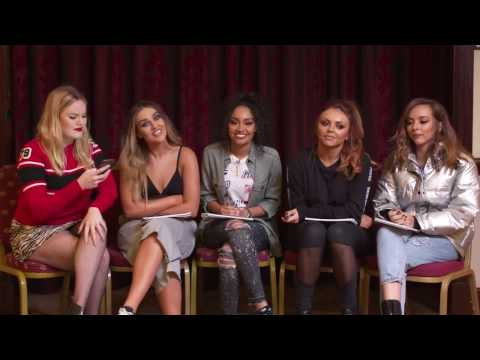 Little Mix ASOS Interview 2016
