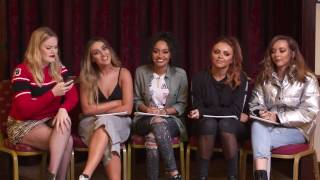 Repeat youtube video Little Mix ASOS Interview 2016