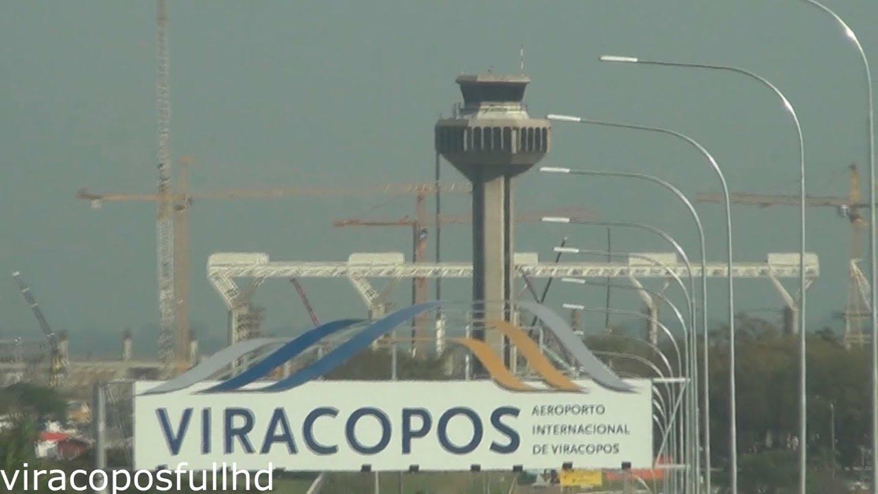 Aeroporto Viracopos : Aeroporto internacional de viracopos vcp sbkp youtube