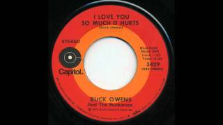 Watch Buck Owens I Love You So Much It Hurts video