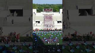 Missouri State Pride Band, Ants Go Marching/Ode to Joy 9/23/2017