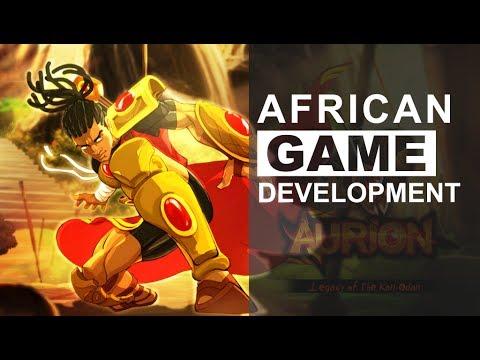 Game development in Africa (Kiro'o Games) - YouTube