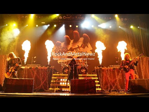 Judas Priest set to earn highest charting album in the US at #2 with Firepower + tour dates!