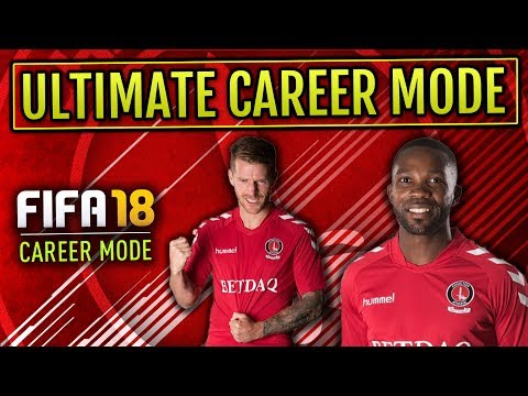 PROMOTION TO CHAMPIONSHIP IN FIRST SEASON? | CHARLTON ATHLETIC ULTIMATE CAREER MODE FIFA 18