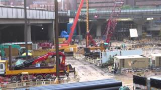 沙中線紅磡站地盆 - SCL Hung Hom Station