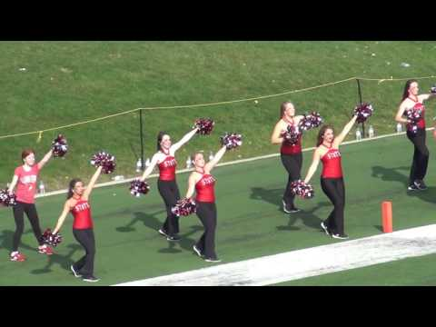 Illinois State University-Big Red Marching Machine: 10-29-16, ISU BRMM Member for a Day