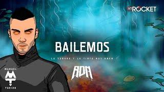Bailemos - MTZ Manuel Turizo & Sech   Video Letra