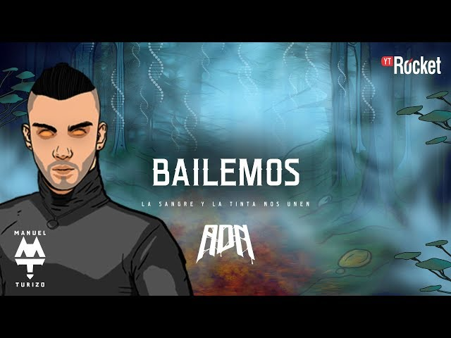 Bailemos - MTZ Manuel Turizo & Sech | Video Letra