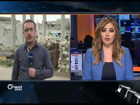 طائرات إسرائيلية تقصف مطار التيفور العسكري بريف حمص - #جولة_الميدان