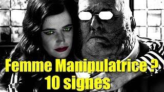 10 Signes pour Reconnaître une Femme Manipulatrice