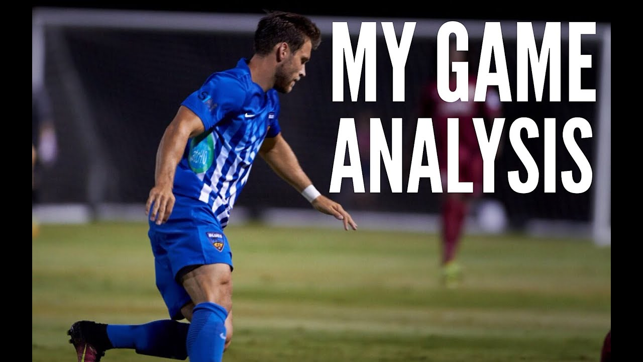 Analysis of Every Touch I Made vs  LA Galaxy II