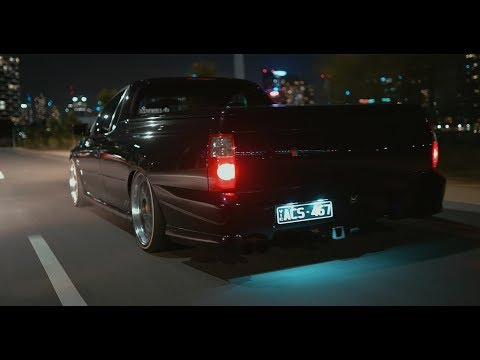 HOLDEN VY SS UTE / LS POWERED - FEATURE VIDEO