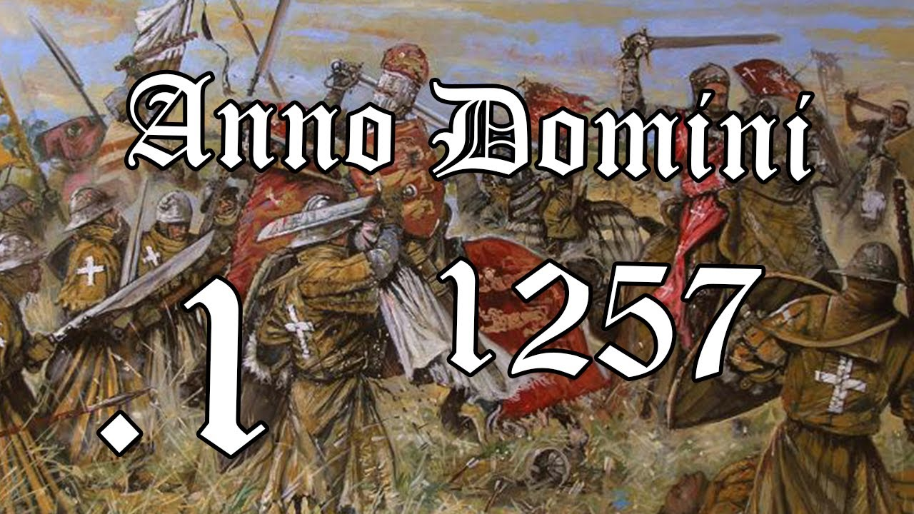 Let's Play: Anno Domini 1257 (M&B: Warband) - Ep. 1 by DiplexHeated -  YouTube