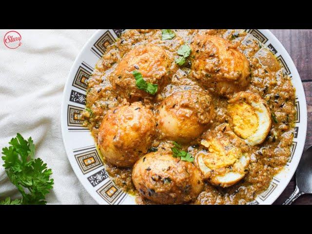 Egg Korma | Delicious Egg Korma Recipe | Egg Curry Recipe