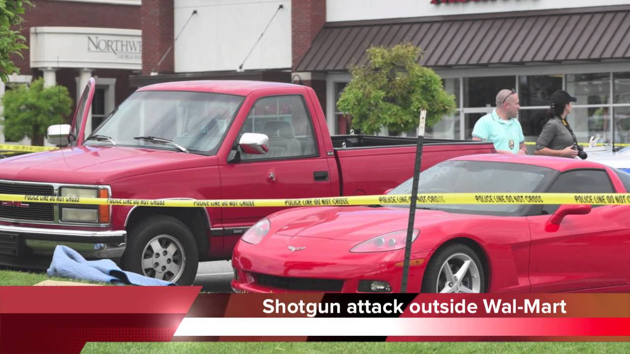 Killing at Collegedale/Ooltewah Walmart
