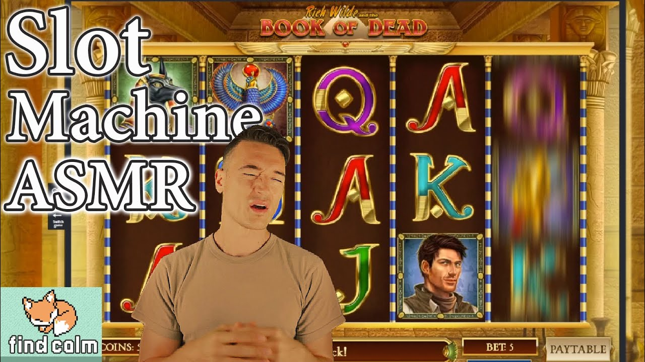 Slot Machine ASMR 🎰 Which are MOST RELAXING?! 🤩💰