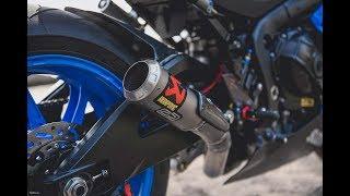 Detailed Suzuki GSX R1000 2017 custom for MotoGP | Custome Suzuki GSX R1000 2017