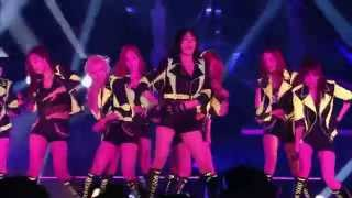 snsd   bad girl 2nd japan tour