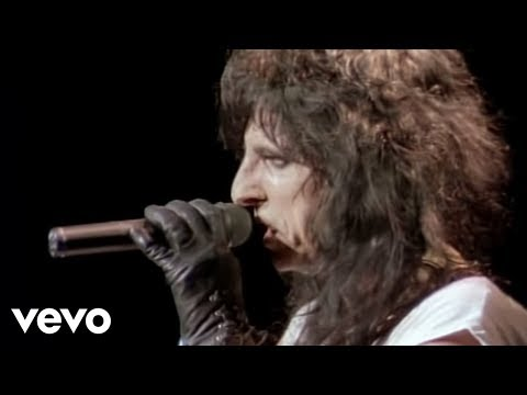 Alice Cooper - Steven (from Alice Cooper: Trashes The World)