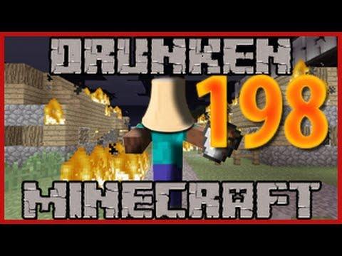 Drunken Minecraft 198 - PUDDLE JUMPER