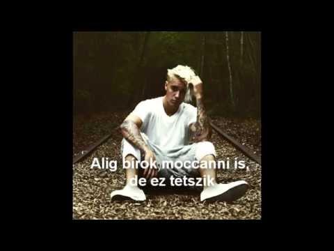 Justin Bieber - Because of you Magyarul