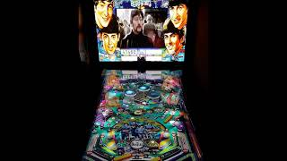 The Beatles Visual Pinball X in 4K VPX Table (no Sound) by Arcade