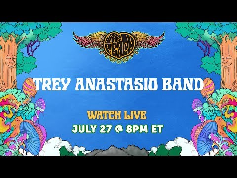 Trey Anastasio Band - Live from The Peach Music Festival 7/27/19