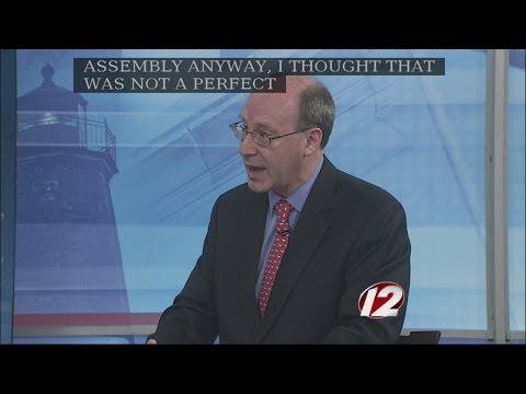 Newsmakers 4/18/14: Robert Walsh, Ex. Dir. of NEARI