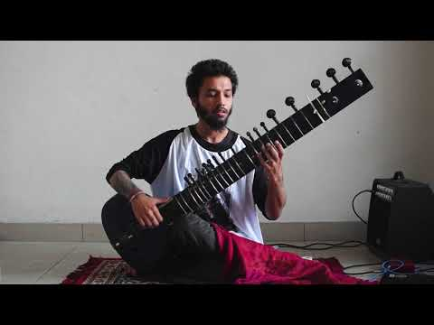 Demonic Resurrection - Matsya - The Fish (Guitar & Sitar Play through)